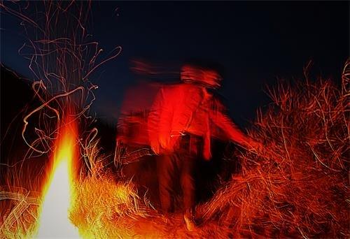 """雪漠:感谢命运中所有的""""抛弃"""" - 自由之光 - 自由之光"""