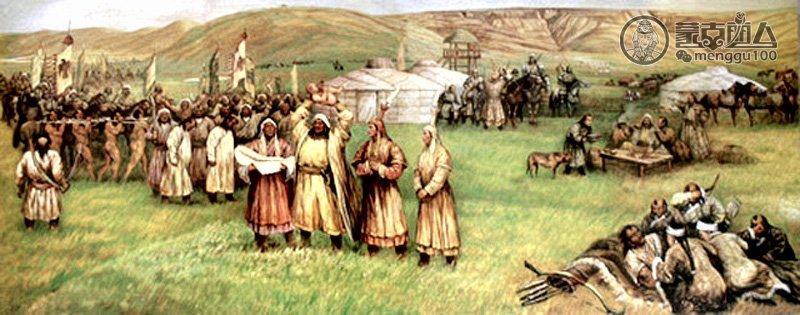 蒙古族人口-世界对蒙古人的评价